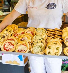 Florence baked goods
